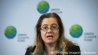 Hela Cheikhrouhou, neue Generalsekretärin des Klimafonds (Foto: ODD ANDERSEN).