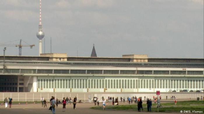 Euromaxx Screenshots Flughafen Tempelhof