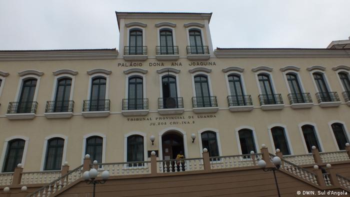 Provinzgericht in Luanda (Tribunal Provincial de Luanda)