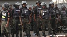 Symbolbild Nigeria Polizei