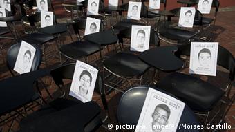 Nakon nestanka studenata došlo je do prosvijednih akcija širom Meksika