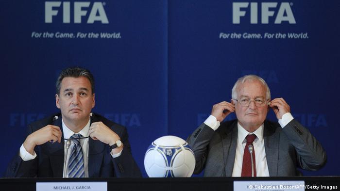 FIFA Ethikkommission Garcia Eckert