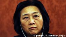 Gao Yu Journalistin China Archiv 2009
