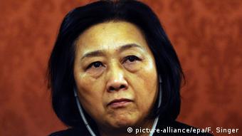 H κινέζα δημοσιογράφος Γκάο Γιου