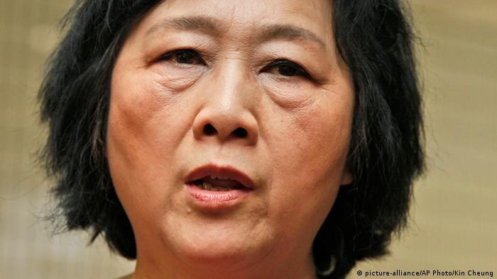 China: Prozeß gegen Gao Yu in Peking (Foto: ap)