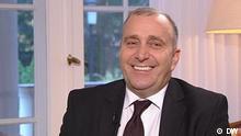 Polen Deutsche Welle Interview mit dem polnischen Aussenminister Grzegorz Schetyna