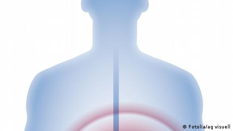 Symbolbild Magenschmerzen EHEC