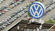 Symbolbild Volkswagen Investitionen