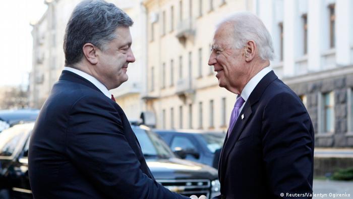 Deutsche Welle: Визит Байдена – конец льготного периода для Киева