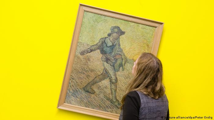 Сіяч: Вакер у стилі Ван Гога
