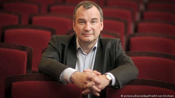 Uwe Eric Laufenberg. (c) dpa - Bildfunk