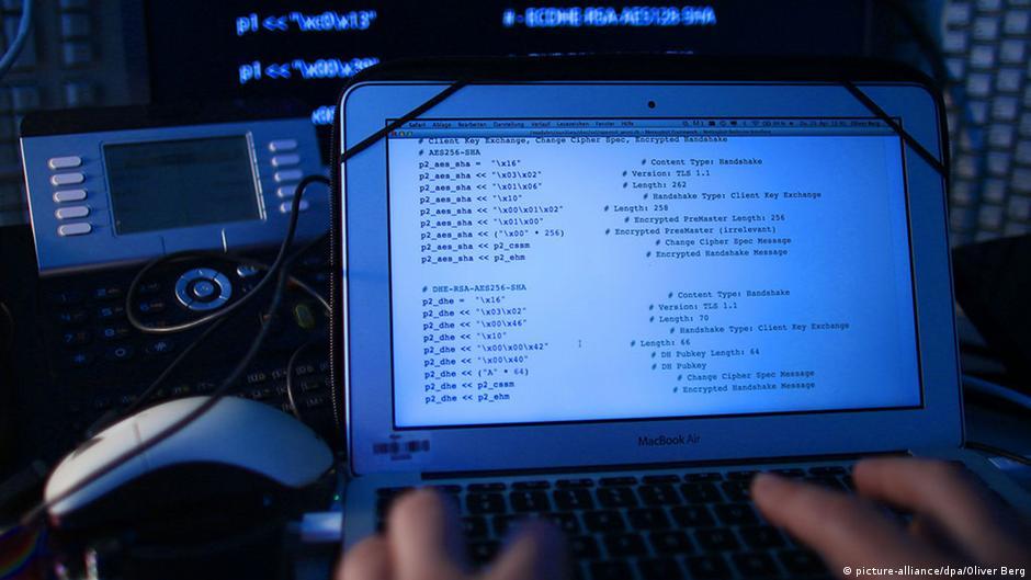 تعرض شركات وهيئات سعودية وروسية للتجسس   DW   24.11.2014