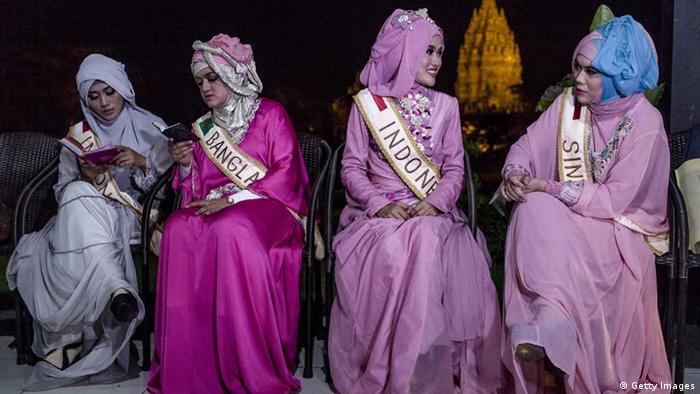 Miss World Muslimah Awards 2014 (Foto: Getty Images)