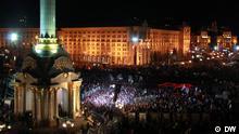Protesten gegen Regime von Janukowitsch