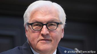 Außenminister Frank-Walter Steinmeier (Foto: dpa)