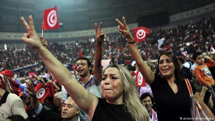 Präsidentenwahlen in Tunesien