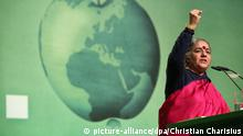 DW eco@africa - Vandana Shiva, Indian environmental activist (picture-alliance/dpa/Christian Charisius)