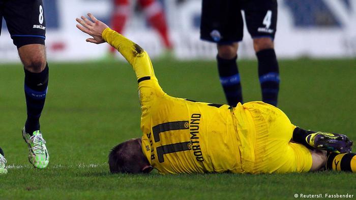Fußball Bundesliga Borussia Dortmund vs. SC Paderborn 07