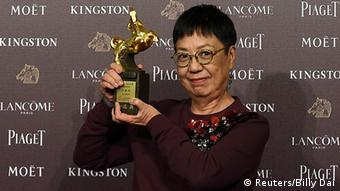 Golden Horse Film Awards Taipei Ann Hui (Reuters/Billy Dai)