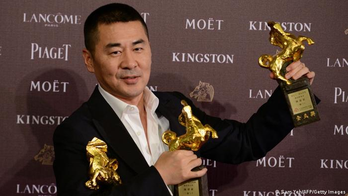 Golden Horse Film Awards Taipei Chen Jian-bin