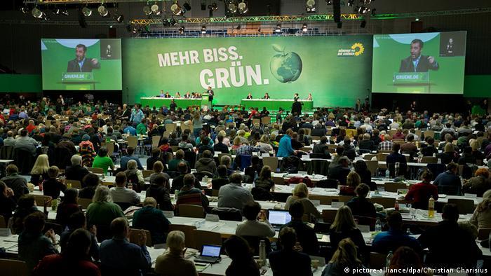 Congresul Partidului Verzilor
