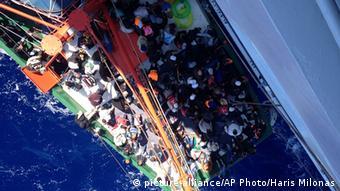 Κύπρος μετανάστες