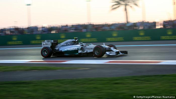Formel 1 Abu Dhabi Grand prix 2014 23.11.