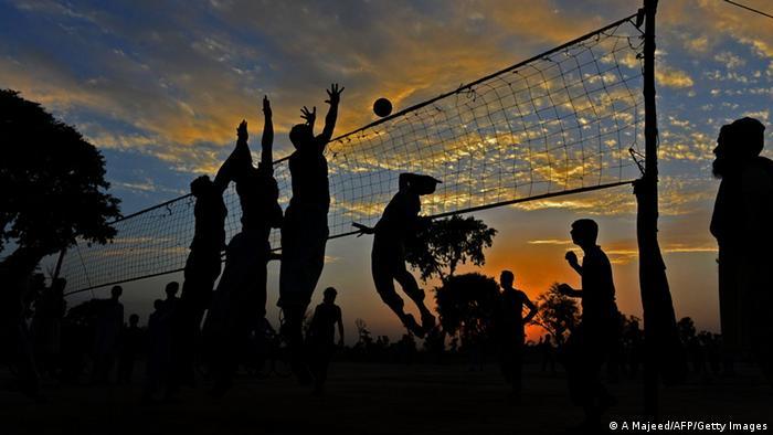 Afghanistan Anschlag Volleyballturnier Symbolbild