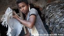 Symbolbild Asien Kinderarbeit Bangladesch