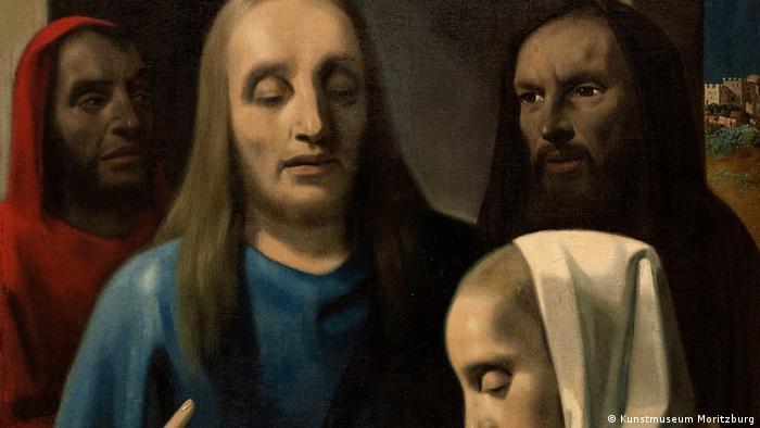 Христос і блудниця: Ван Меегерен у стилі Вермеера. Багато років вважалася видатним витвором нідерландського майстра