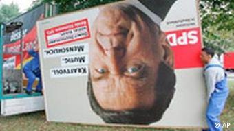 Jahresrückblick 2005 September Bundestagswahlen