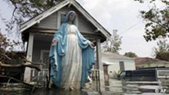 Jahresrückblick 2005 September Katrina