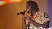 Elfenbeinküste Musik Reggae Tiken Jah Fakoly