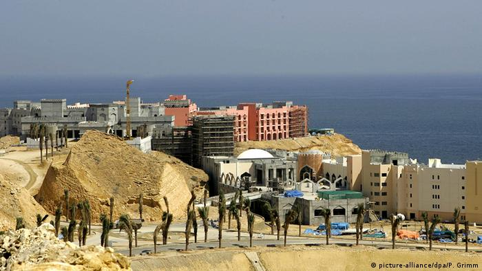 Oman Tourismus Hotelprojekt in Maskat