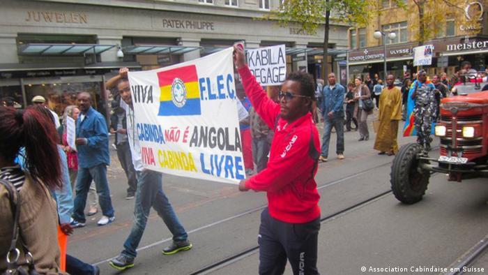 Cabinda não é Angola: Uma frase que se repete nas manifestações pela independência do enclave