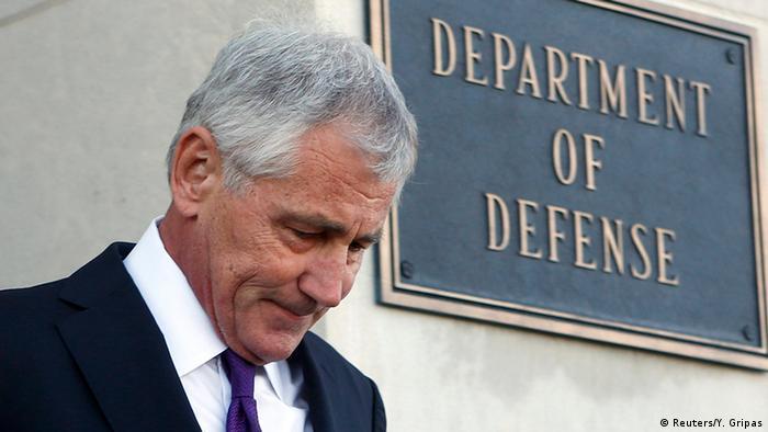 Mudança na política externa dos EUA não deixou espaço para Chuck Hagel