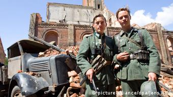 The series stirred up a controversy for its interpretation of Germany's Nazi past