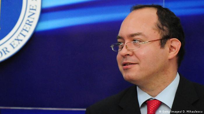Bogdan Aurescu, ministrul de Externe al României