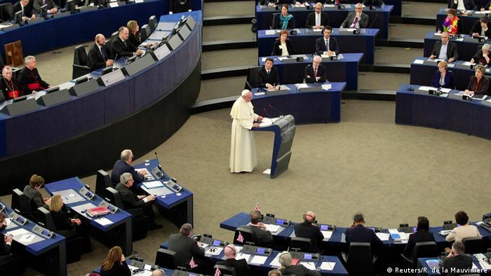 Ο Πάπας για την «κουρασμένη» Ευρώπη...