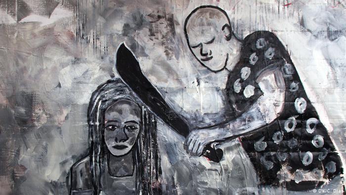 Resultado de imagem para violencia domestica em são tomé e principe