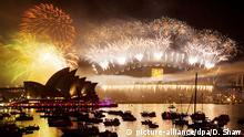 Bildergalerie Wie die Welt Silvester feiert Australien