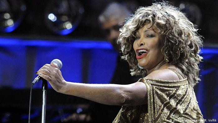 Tina Turner (Photo: picture-alliance/Rene Volfik/CTK)