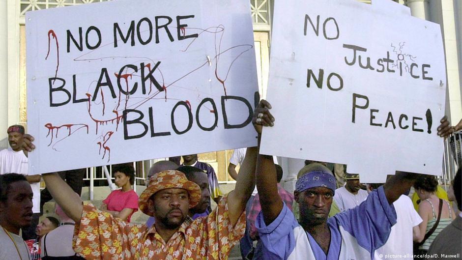 Rassenunruhen