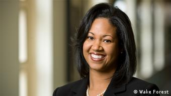 Porträt - Professor Kami Chavis Simmons