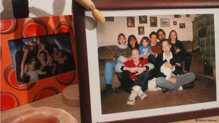 Nur für Life Links - Mein Vater ist gestorben als ich fünf war, Interview