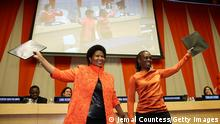 New York Orange Day Phumzile Mlambo-Ngcuka 25.11.2014