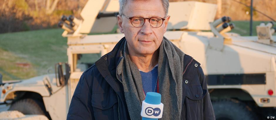Miodrag Soric é correspondente da DW nos Estados Unidos