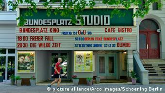 O κινηματογράφος Bundesplatz στο Φρίντεναου