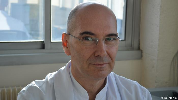 Laurent Cotte (Foto: Nik Martin).