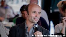 Walter Kaufmann Leiter Referat Ost- und Südosteuropa Heinrich-Böll Stiftung